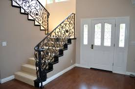 modern trim molding modern banister styles stairs modern stair railing for cool