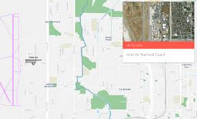 Draper Utah Map by Where Not To Fly A Drone In Salt Lake City U2013 The Official
