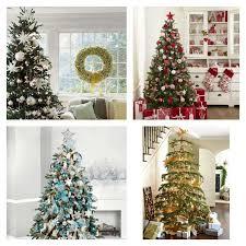 cdn hommeg tree decoration in colors