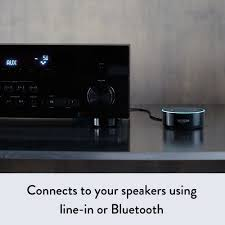 amazon com echo dot 2nd generation black bose soundlink mini