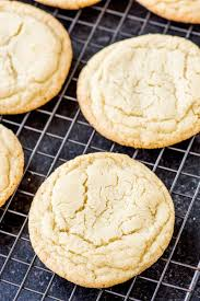 soft and chewy sugar cookie recipe homemade hooplah