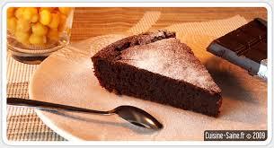 cuisine sans farine recette sans gluten gâteau au chocolat sans beurre sans farine