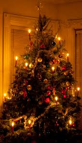 christmas tree with lights christmas tree light the fashioned way wind against current