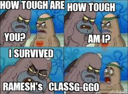 How Tough Are You Meme - meme creator how tough are you how tough am i i survived