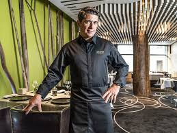 veste de cuisine clément modèle noir