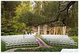 outdoor wedding venues in los angeles calamigos ranch best outdoor wedding locations los angeles