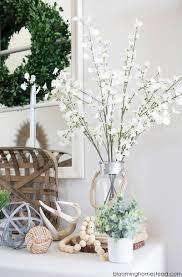 mantle decor summer mantle decor blooming homestead