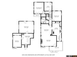 Kaufman Lofts Floor Plans by 5313 Belvedere St Oakland Ca 94601 Mls 40782175 Pacific