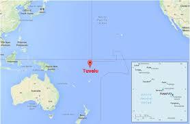 map of tuvalu tuvalu countdown to drowning florafranca
