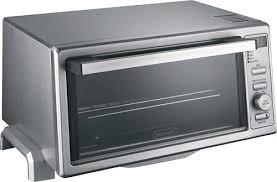 4 Slice Toaster Delonghi Delonghi 4 Slice Digital Toaster Oven Do420 Best Buy