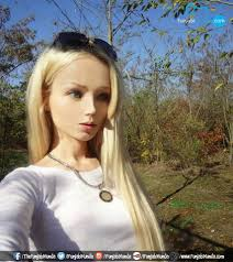 valeria lukyanova and ken valeria lukyanova a real life barbie doll funjabi munda