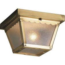 brass gold outdoor ceiling lighting outdoor lighting the