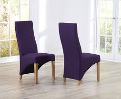 purple dining chairs henley purple fabric dining chairs my lounge pinterest fabric