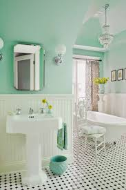 Bathroom Paint Color Ideas Pictures by Best 20 Vintage Bathrooms Ideas On Pinterest Cottage Bathroom