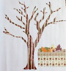 Thankful Tree Craft For Kids - thankful tree thanksgiving craft kids crafts pinterest