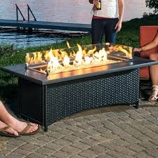 Firepit Patio Table Patio Table With Gas Pit Jkimisyellow Me