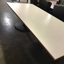 Wood Conference Table 7 Foot Round Wood Conference Table Office Furniture Warehouse