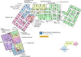 find floor plans mid coast hospital find us floor plans level 2