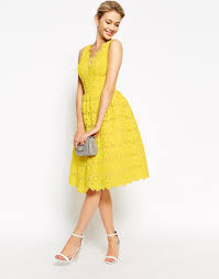 new cool wedding dresses yellow bridesmaid dresses asos