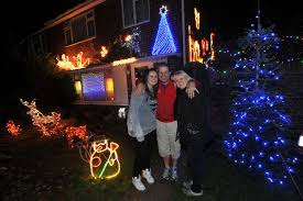 Christmas Decorated Houses Christmas Decorated Houses 2014 Get Surrey