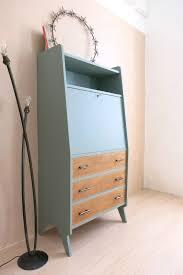 bureau repeint meuble secrétaire moderne bureau secretaire moderne meuble secr