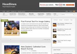 headlines blogger template 2014 free download