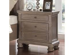 new classic allegra nightstand with outlet usb port dunk