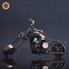 motorcycle home decor creative handmade motorcycle model toys metal motorbike model toy
