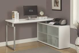 L Shaped Desk Canada Future Shop Canada Monarch L Shape Desk With Built In Storage