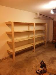 cool easy storage shelves and best 20 diy storage shelves ideas on