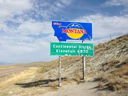 Montana travel cards images Have van will travel montana big sky country JPG