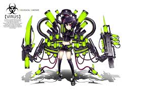 merak gunvolt mecha tìm với google anime pinterest anime cyberpunk and