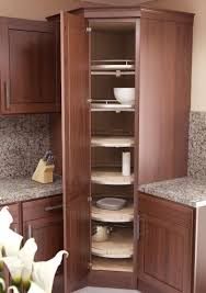 Corner Kitchen Cabinet Best 25 Corner Pantry Cabinet Ideas On Pinterest Kitchen Cabi