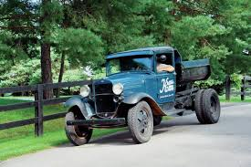 1930 model aa dump truck boys time 8 lug diesel truck magazine