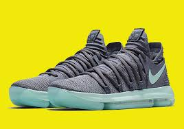 2017 nike kd 10 igloo cool grey igloo white for sale nike kd 10 sale