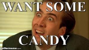 Candy Meme - nicholas cage