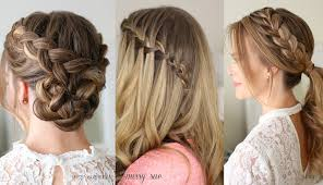 tutorial rambut tutorial kepang rambut cantik yang bisa kamu coba miignon