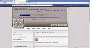 buat akun google facebook cara buat akun facebook tanpa nama homo permanent