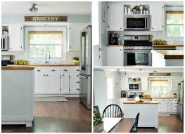 Kitchen Makeovers Contest - top 10 projects in the diy contest stacy risenmay