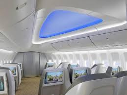 747 Dreamliner Interior Boeing 747 8 Intercontiental Interiors Plane Nation