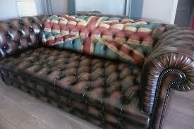 chesterfield sofa bed uk vintage chesterfield vintage furniture la boutique vintage
