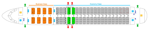 Boeing 777 300er Seat Map Flight Facilities Flight Information Srilankan Airlines