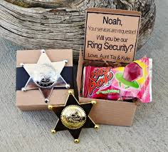 ring pop bridesmaid invite ring pop ring security will you be my ring bearer boxed invite