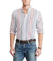 tan polo ralph lauren shirts dillards