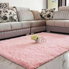 Area Rugs And Carpets Mordern Anti Skid Plush Shaggy Area Rug Carpet Nonslip Soft Fluffy
