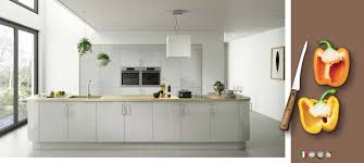 kitchen collection uk light grey contemporary high gloss kitchens on trend kitchen