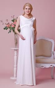 Maternity Drape Dress Maternity Wedding Dresses Pregnant Bridal Gowns Dressafford