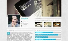 top 7 html css personal website templates free download 2015
