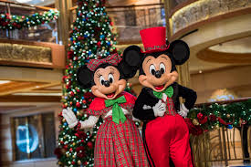 sail away to a magical winter with disney cruise line