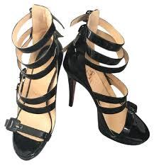 christian louboutin pumps black for women outlet